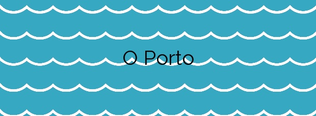 Información de la Playa O Porto en Cangas