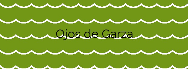 Información de la Playa Ojos de Garza en Telde