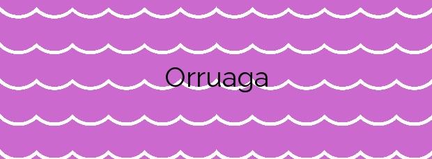 Información de la Playa Orruaga en Getaria