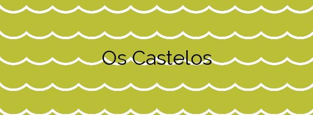 Información de la Playa Os Castelos en O Vicedo