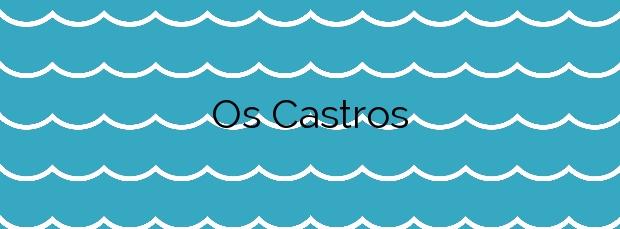 Información de la Playa Os Castros en Ribadeo