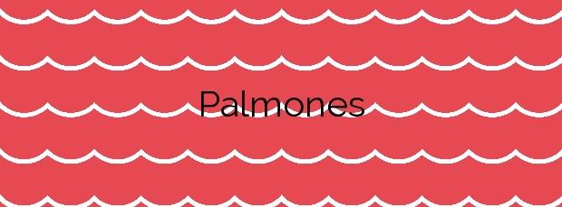 Información de la Playa Palmones en Los Barrios