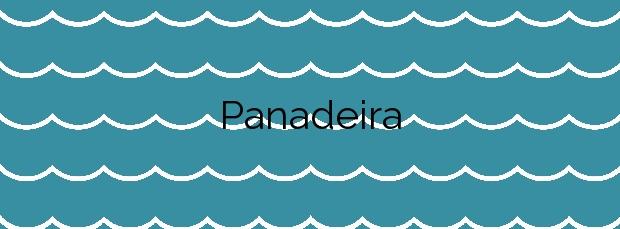 Información de la Playa Panadeira en Sanxenxo