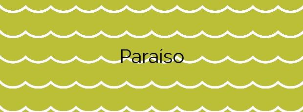 Información de la Playa Paraíso en Cartagena