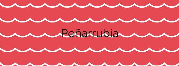 Información de la Playa Peñarrubia en Gijón