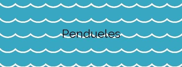 Información de la Playa Pendueles en Llanes
