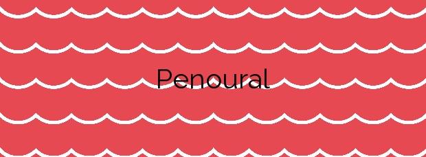Información de la Playa Penoural en Burela