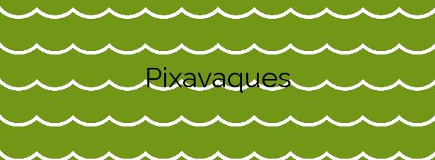 Información de la Playa Pixavaques en L'Ametlla de Mar
