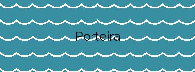 Información de la Playa Porteira en Poio