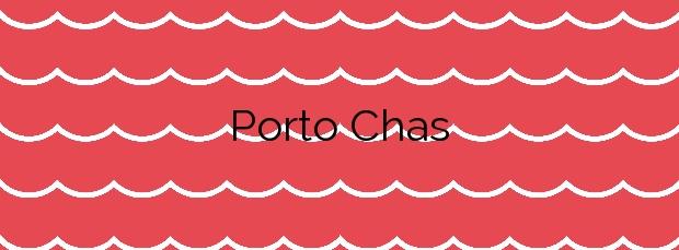 Información de la Playa Porto Chas en Arteixo