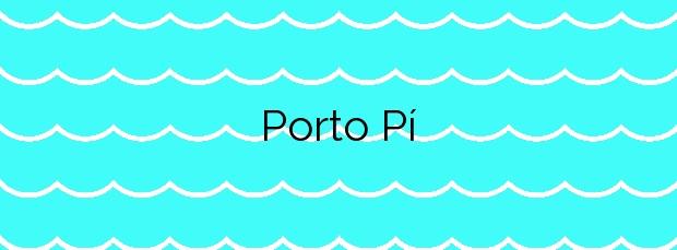 Información de la Playa Porto Pí en Tossa de Mar