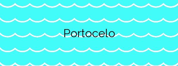 Información de la Playa Portocelo en Marín