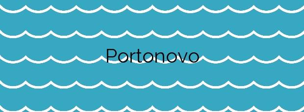 Información de la Playa Portonovo en Viveiro