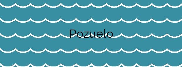 Información de la Playa Pozuelo en Almuñécar