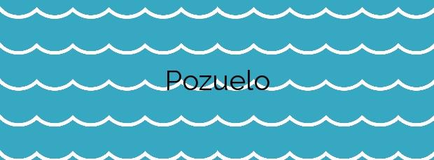 Información de la Playa Pozuelo en Telde