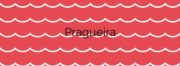 Información de la Playa Pragueira en Sanxenxo