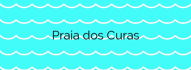 Información de la Playa Praia dos Curas en Valdoviño