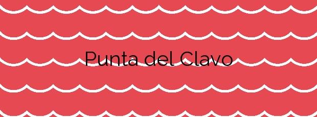 Información de la Playa Punta del Clavo en Gáldar