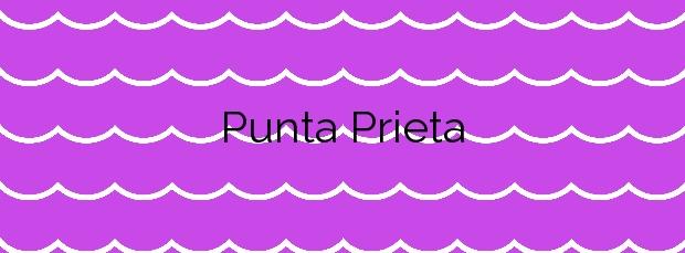 Información de la Playa Punta Prieta en Haría