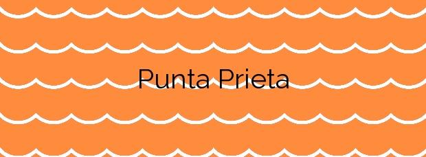 Información de la Playa Punta Prieta en La Oliva