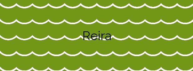 Información de la Playa Reira en Camariñas