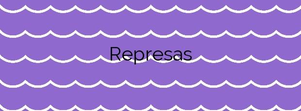 Información de la Playa Represas en Tapia de Casariego