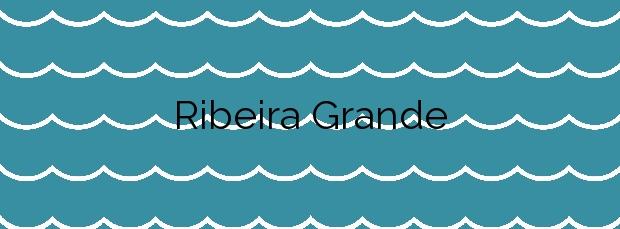Información de la Playa Ribeira Grande en Boiro