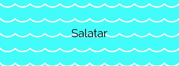 Información de la Playa Salatar en Roses
