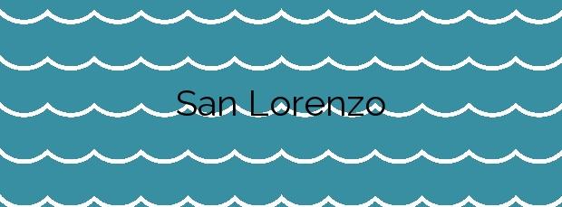 Información de la Playa San Lorenzo en Melilla