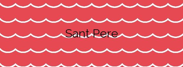 Información de la Playa Sant Pere en Alcúdia