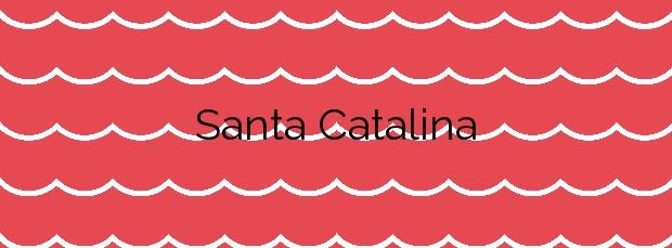 Información de la Playa Santa Catalina en El Puerto de Santa María
