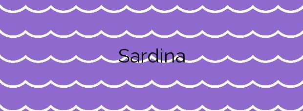 Información de la Playa Sardina en Gáldar
