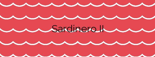 Información de la Playa Sardinero II en Santander