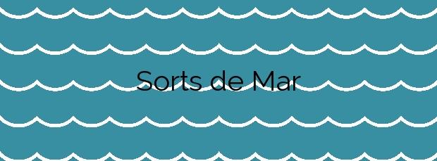 Información de la Playa Sorts de Mar en Dénia