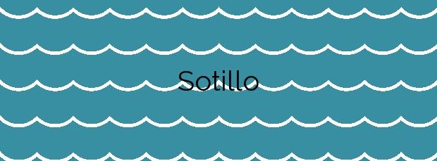 Información de la Playa Sotillo en Gualchos