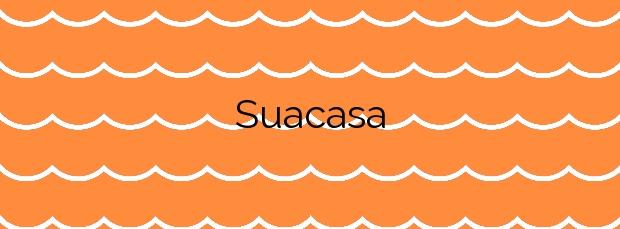 Información de la Playa Suacasa en Vigo