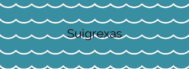 Información de la Playa Suigrexas en Porto do Son