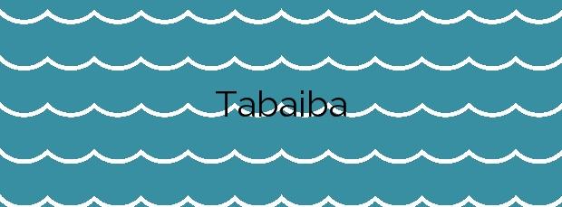 Información de la Playa Tabaiba en El Rosario