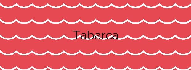 Información de la Playa Tabarca en Alicante