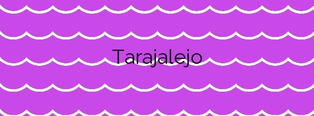 Información de la Playa Tarajalejo en Pájara