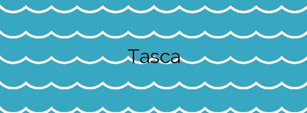 Información de la Playa Tasca en Ribeira