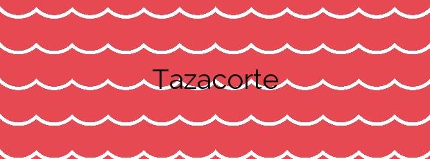 Información de la Playa Tazacorte en Tazacorte