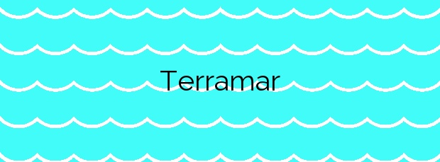 Información de la Playa Terramar en Sitges