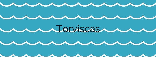 Información de la Playa Torviscas en Adeje