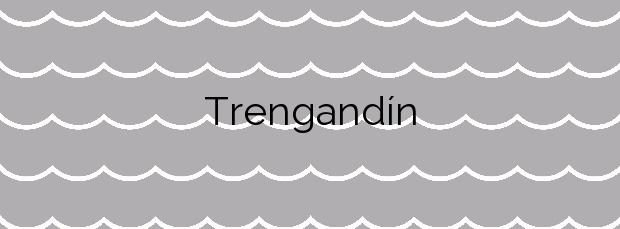 Información de la Playa Trengandín en Noja