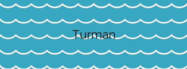 Información de la Playa Turman en Agaete