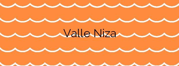 Información de la Playa Valle Niza en Vélez-Málaga
