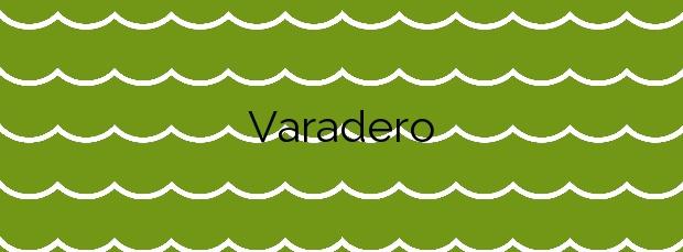 Información de la Playa Varadero en Santa Pola