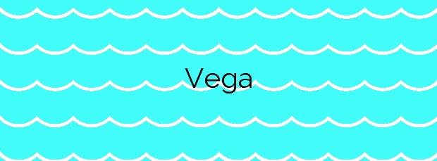 Información de la Playa Vega en Ribadesella