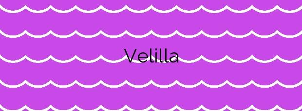 Información de la Playa Velilla en Almuñécar